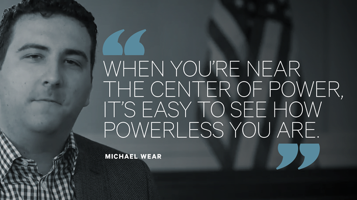 Michael Wear's Uneasy Call to Politics