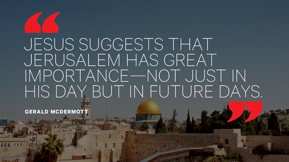 Should Christians Care if America's Embassy Is in Jerusalem?