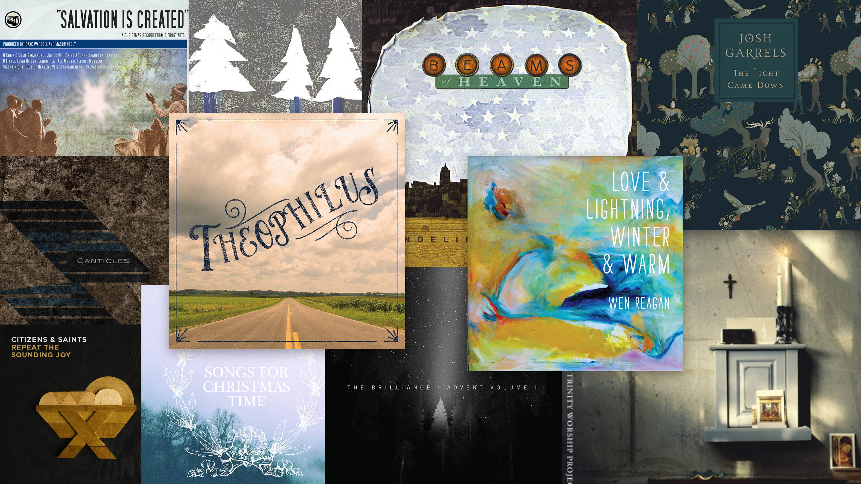 Playlist: The Best New Christmas Music   Christianity Today