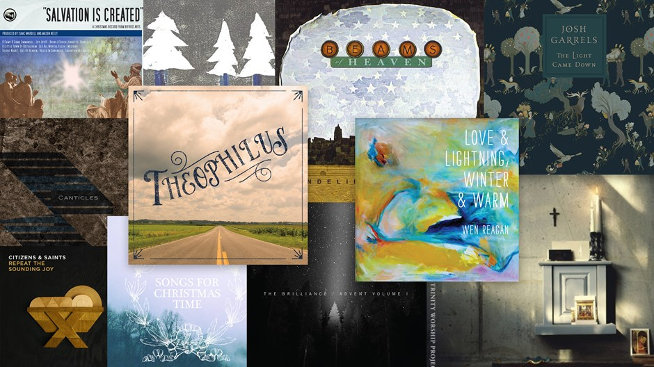 Playlist: The Best New Christmas Music
