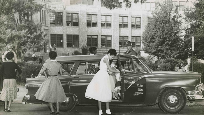 A Member of the 'Little Rock Nine' Counts Her Blessings, One by One