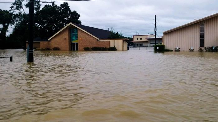 FEMA: Churches Flooded by Harvey Can Receive Aid