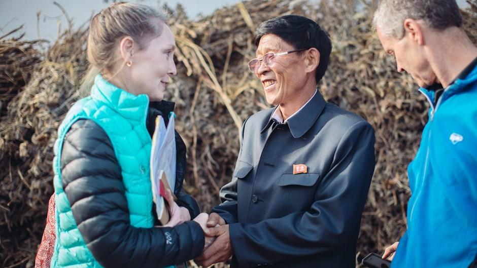 Why I've Spent Half My Life Helping North Korea