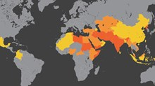 The Top 50 Countries Where It's Most Dangerous to Follow Jesus (2018)