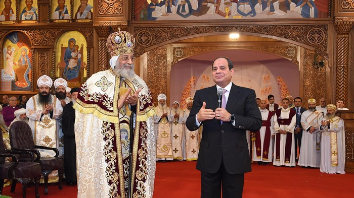 Does 1 Huge New Church in Egypt Make Up for Troubles with 24 Small Ones?