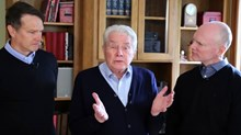 Luis Palau Reveals Stage 4 Lung Cancer, Asks for Prayer