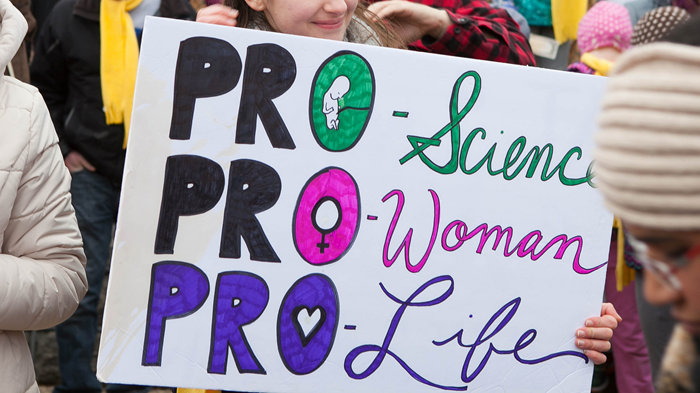 The Year Science Took Over the Pro-Life Movement