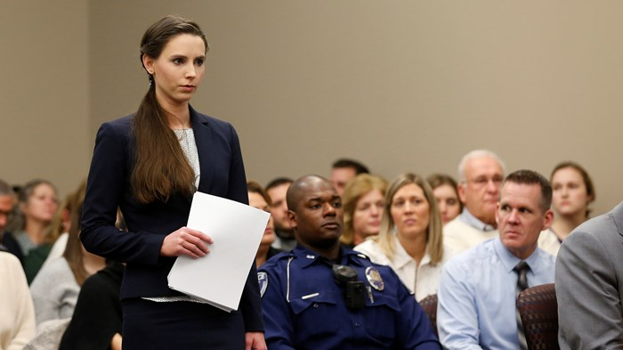 My Larry Nassar Testimony Went Viral  But There's More to the Gospel