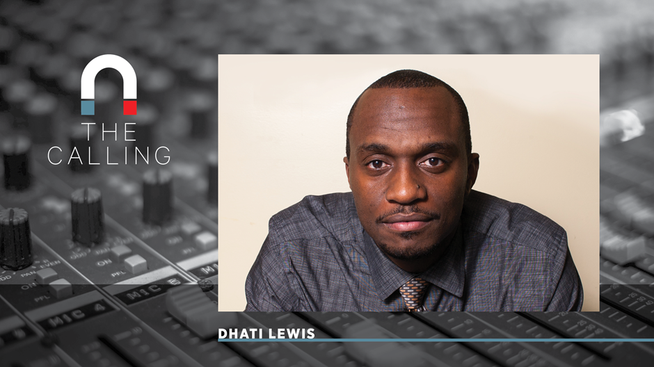 Dhati Lewis Is a Discipleship Nerd