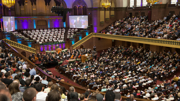 Reflections On The Megachurch The Exchange A Blog By