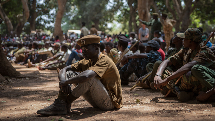 250 Child Soldiers in South Sudan Begin Recovery with World Vision