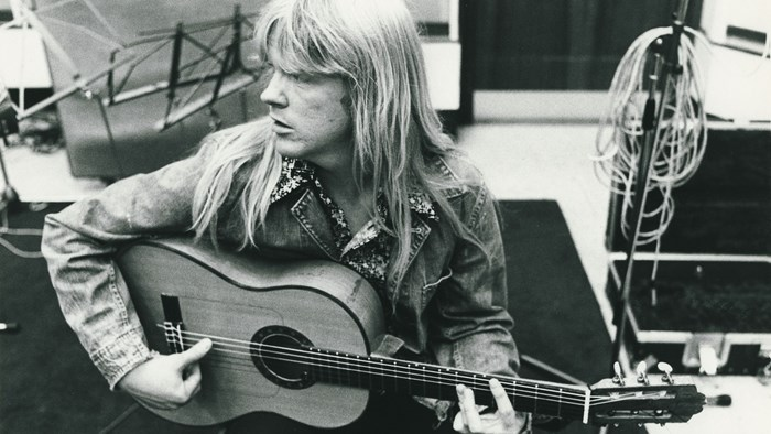 How Larry Norman Became the Elvis Presley of Chri