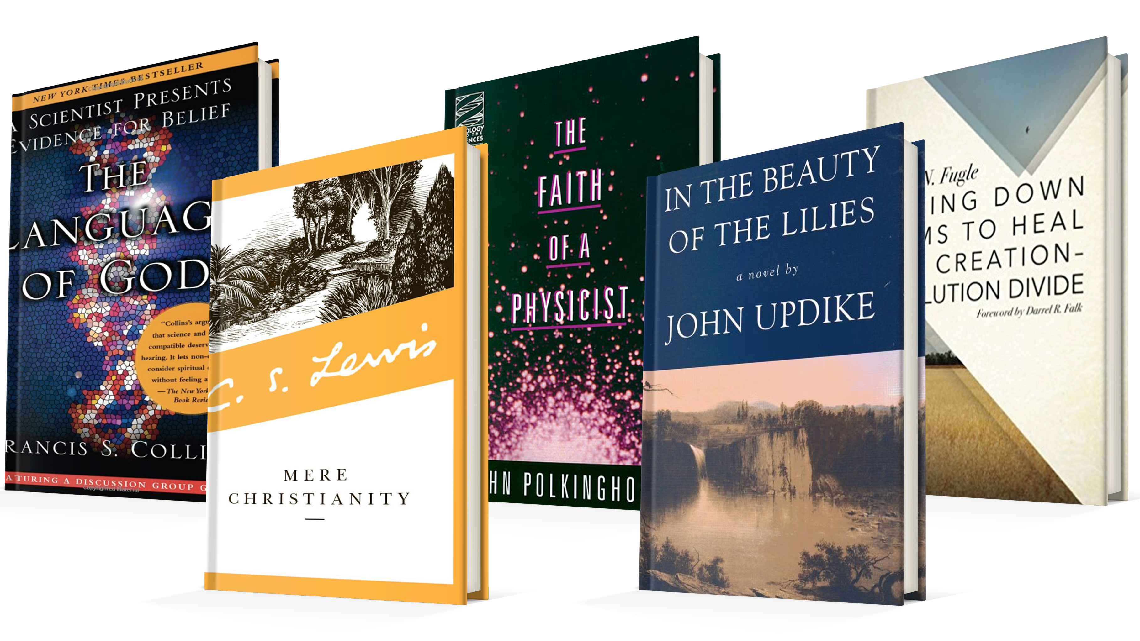 5 Books That Bring Science And Christianity Toget Christianity