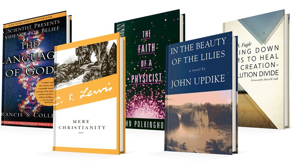 5 Books That Bring Science and Christianity Together