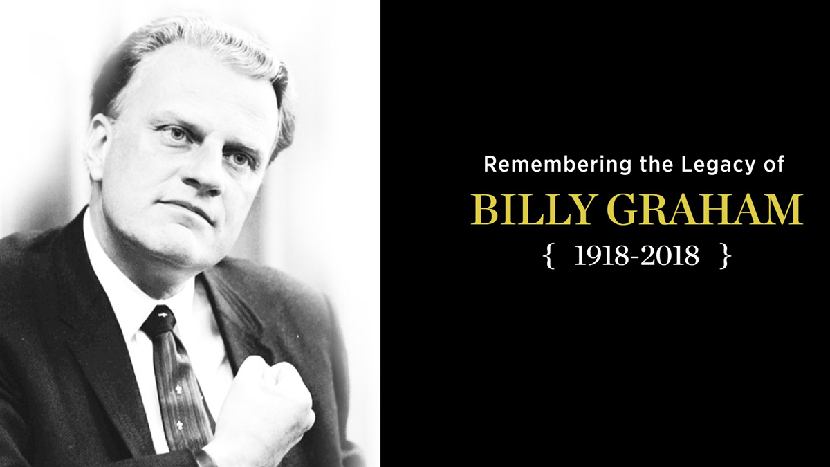 Remembering Billy Graham - April 2018 | Christianity Today | Theology,  Church, Culture