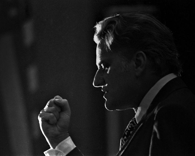 Evangelist Billy Graham Has Died