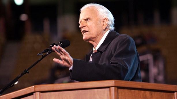 Honoring Billy Graham