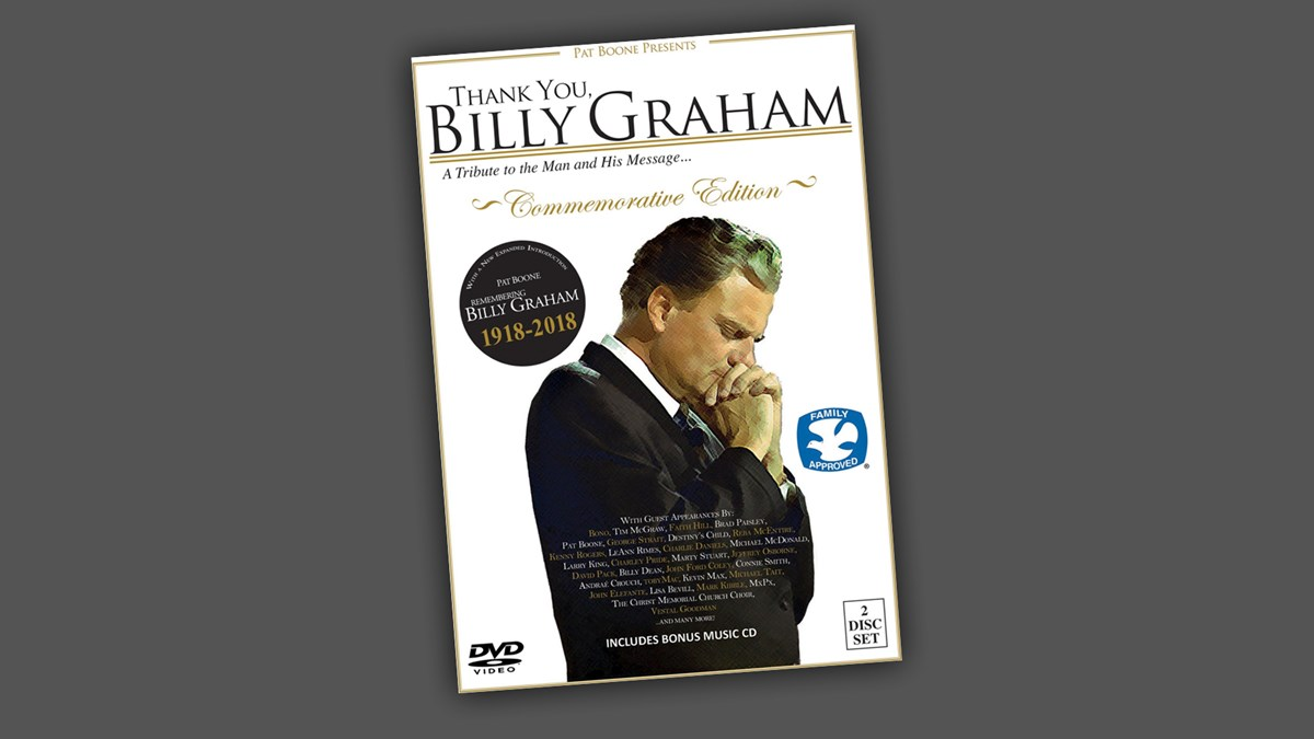 The Ultimate Billy Graham Playlist | Christianity Today