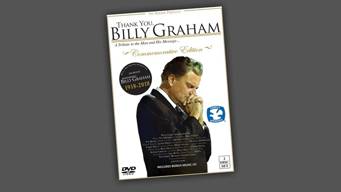 The Ultimate Billy Graham Playlist