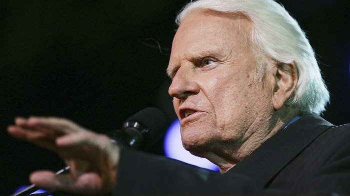 When Billy Graham Went to New York City