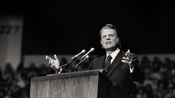 How Billy Graham Brokered World Peace Between Evangelism and Social Justice