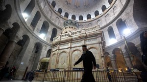 Jerusalem Christians Unite ... to Close Church of the Holy Sepulchre