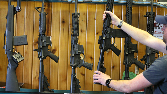 Pew: White Evangelicals Want Stricter Gun Laws Too