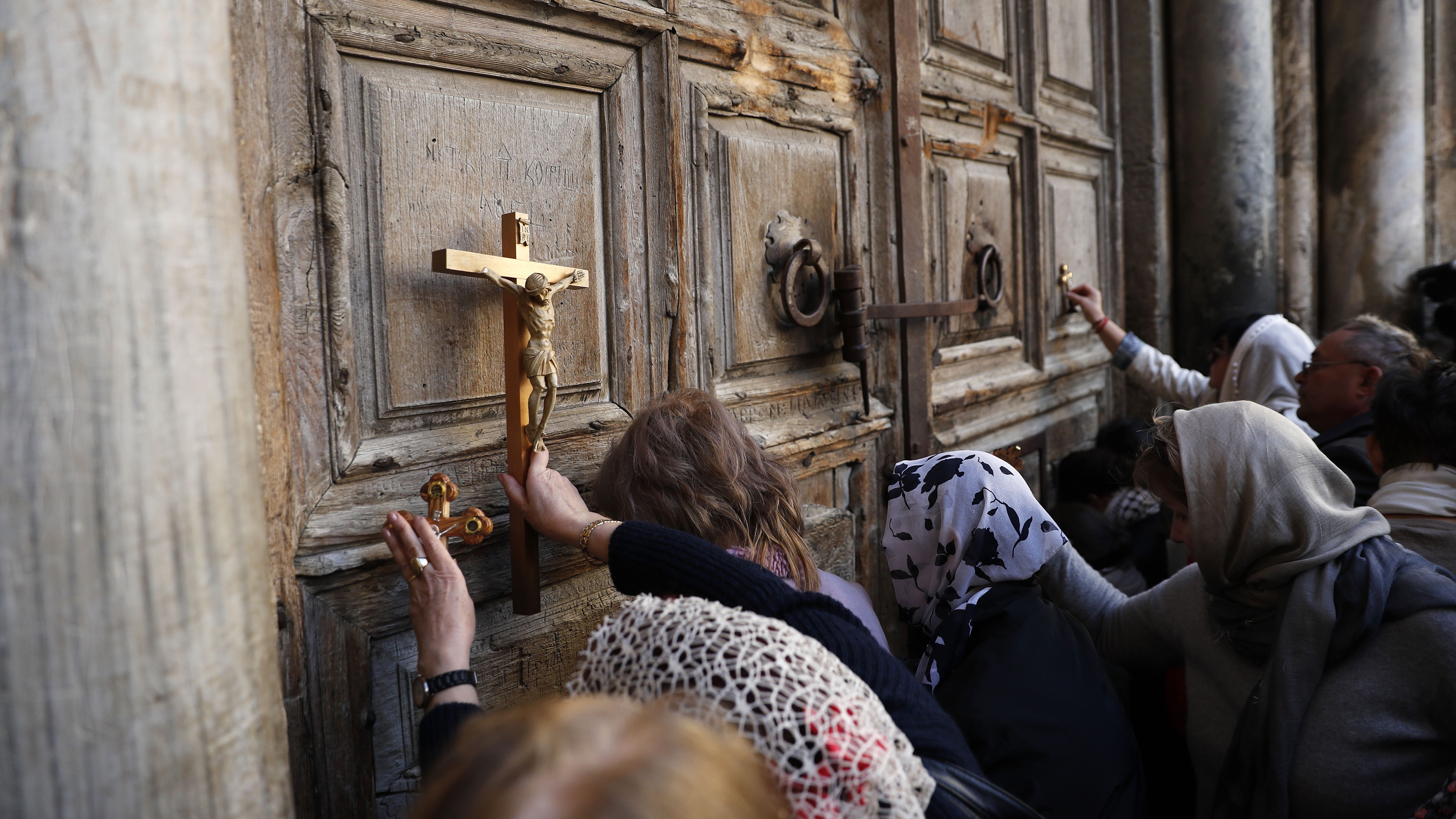 Holy Sepulchre Will Reopen After Jerusalem Suspends Church Tax Grab