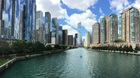 Changing Direction – Reflections on the Chicago River at St. Patrick's Day
