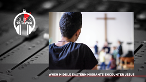 Muslim Refugees Are Finding Christ—And Facing Backlash