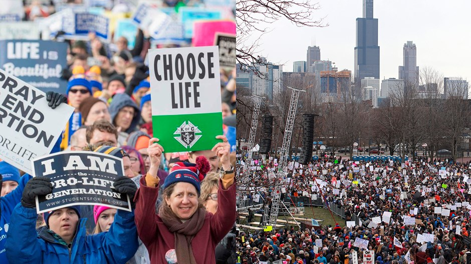 Two Marches for Lives