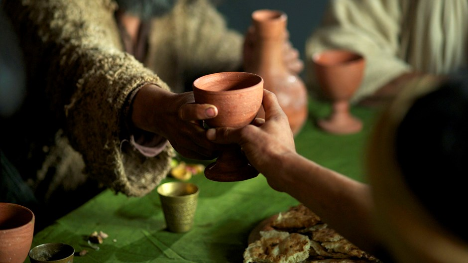 Taste and See That the Lord's Supper Is Good