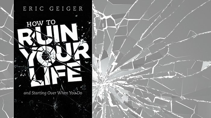 One-on-One with Eric Geiger: Why Are Leaders Ruining Their Lives?