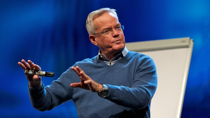 Bill Hybels Resigns from Willow Creek