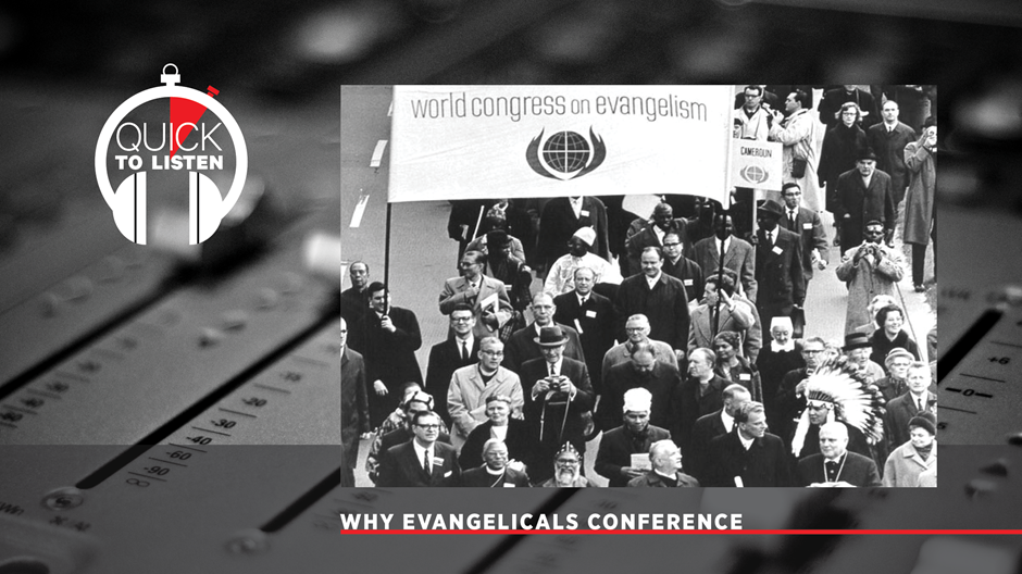 About That Evangelical Summit in Wheaton This Week