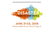 One-on-One with Jamie Aten on the Disaster Ministry Conference