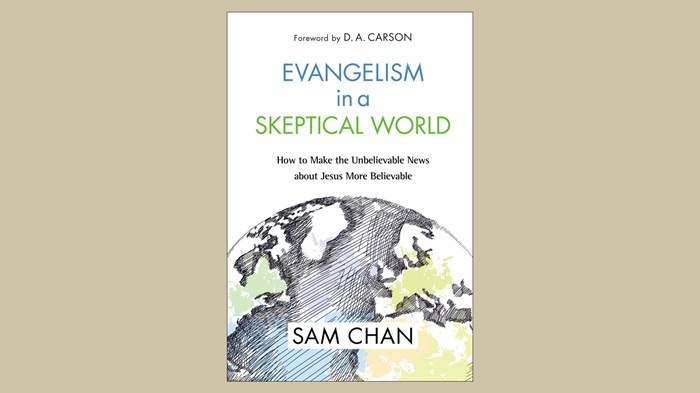 One-on-One with Sam Chan on Evangelism in a Skeptical World