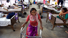 When the Rohingya Came, This Christian Hospital Was Ready