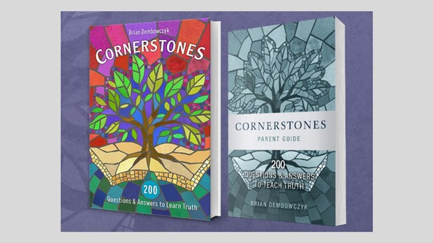 One-on-One with Brian Dembowczyk on 'Cornerstones'
