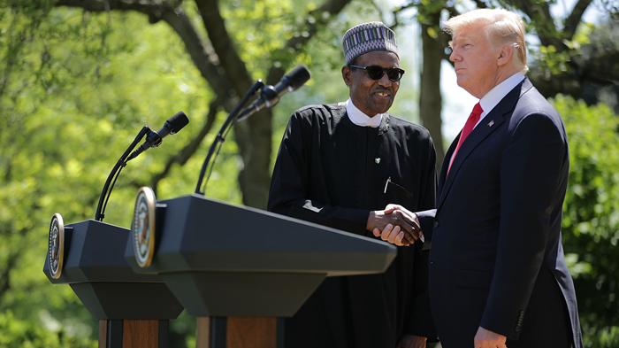Trump Tells Nigeria's President Church Attacks Must Stop