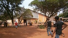 Church Massacre Shakes Central African Capital