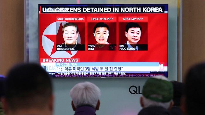 North Korea Frees American Christians
