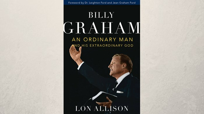 One-on-One with Lon Allison on Billy Graham and Cancer