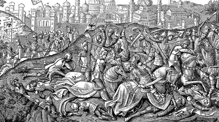 When Jerusalem Wept