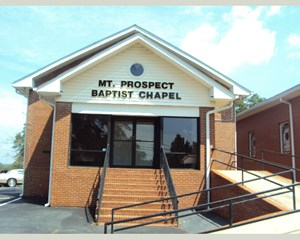Mt. Prospect Baptist Church, Villa Rica, Georgia