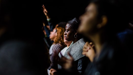 Sunday Church Services Are Not About You