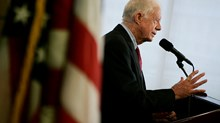 Jimmy Carter at Liberty Is 2018's Most Surprising Yet Hopeful Commencement Speaker