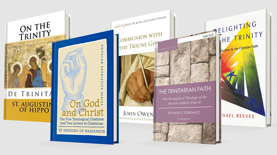 My Top 5 Books on the Trinity