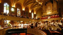 Large or Small? What Is the Ideal Church Size, Anyways?