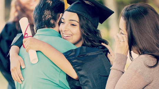 Parents: Let Go of Graduation Nostalgia